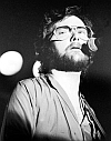 Gerry Rafferty performing in the National Stadium, Dublin 6th Setember 1980 Photo: Eddie Mallin