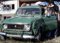 Renault R4 - Bei Studenten beliebt