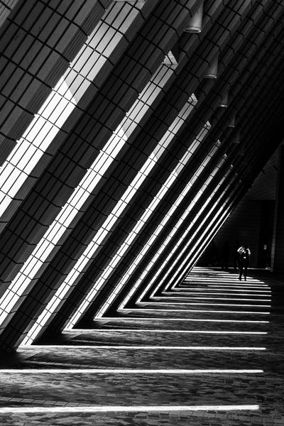 Licht und Schatten in Hong Kong