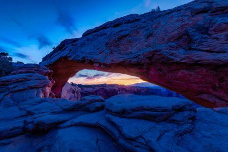 Mesa Arch ,Utah